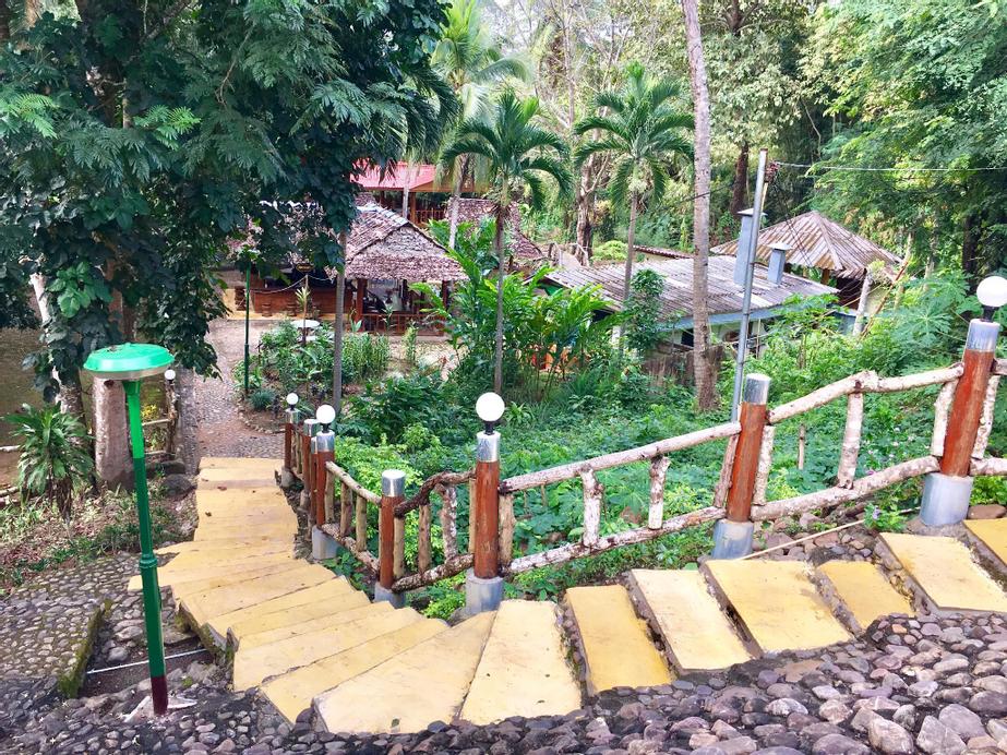 The Creek Garden Resort (Huainamrin Resort), Muang Mae Hong Son