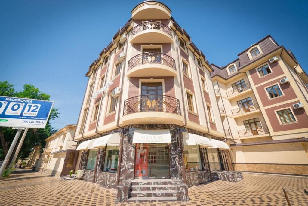 Meros Boutique Hotel, Tashkent City