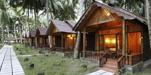 Symphony Palms Beach Resort, South Andaman