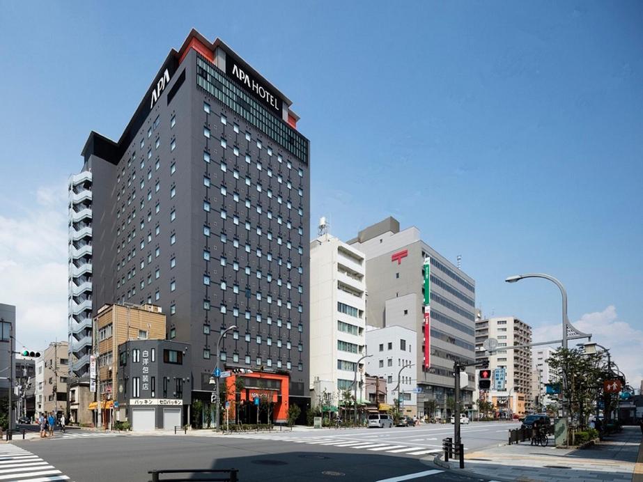 APA Hotel Asakusa Tawaramachi Ekimae, Taitō