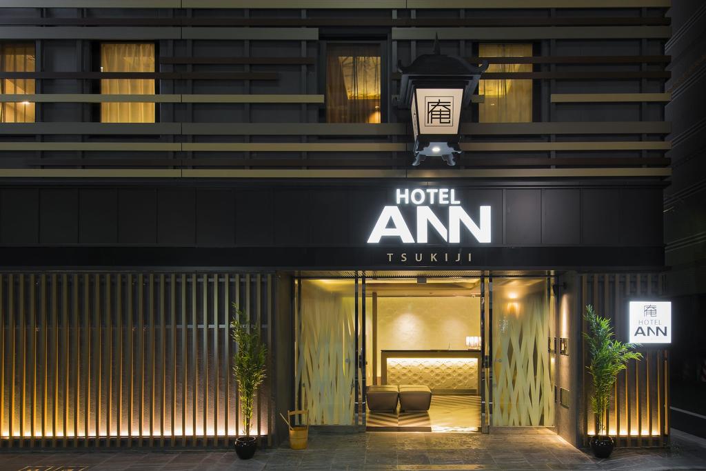 HOTEL ANN TSUKIJI, Chūō
