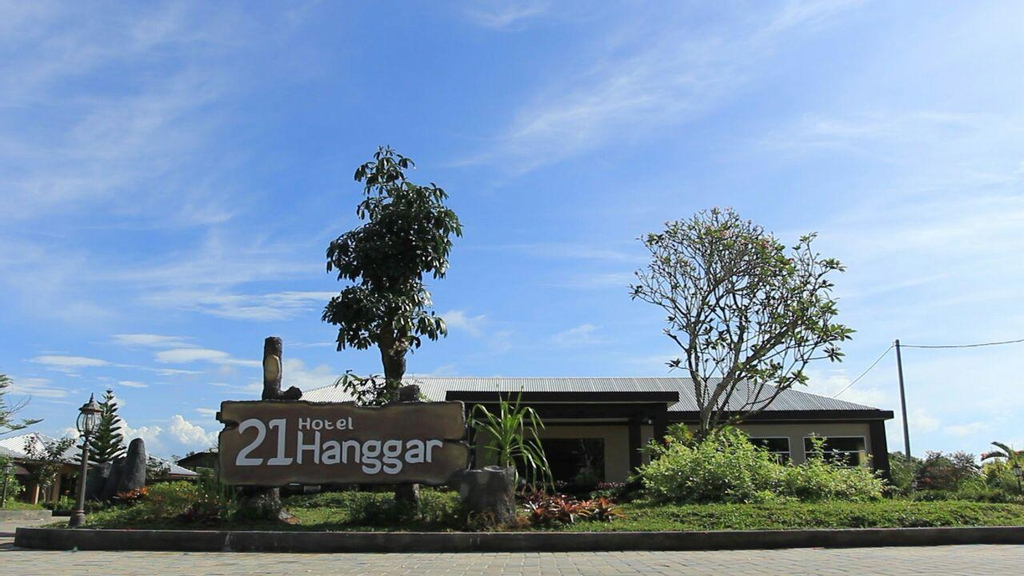 Hotel Hanggar 21, Belitung
