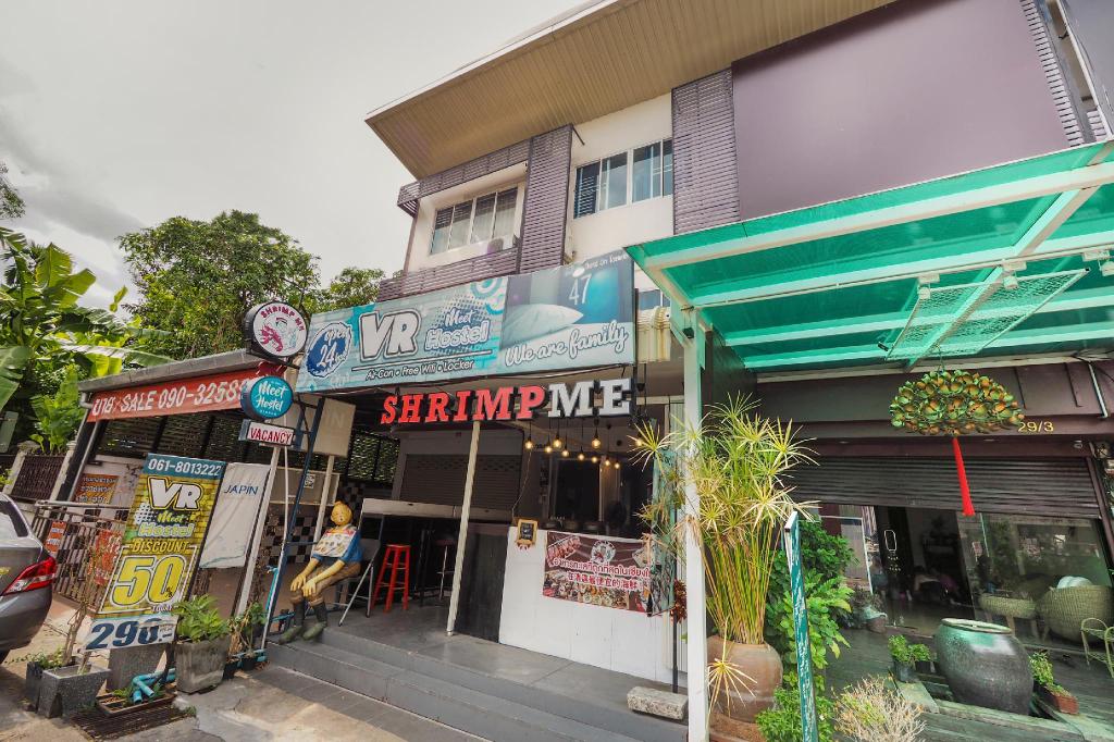 OYO 934 VR Meet Hostel, Muang Chiang Mai
