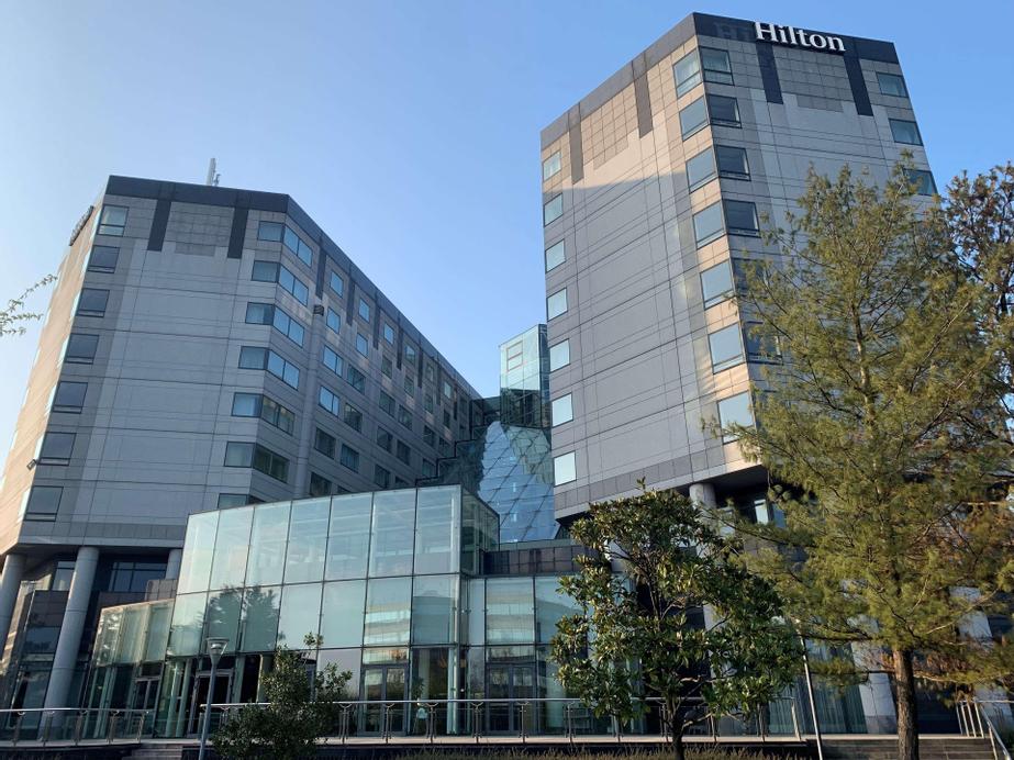 Hilton Paris Charles de Gaulle Airport, Seine-Saint-Denis