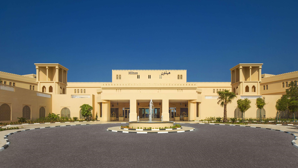 Hilton Al Hamra Beach & Golf Resort,