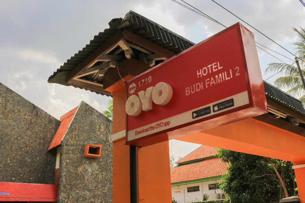 Oyo 1710 Hotel Budi Famili 2, Ciamis