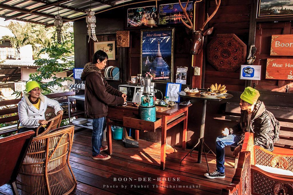 Boondee House, Muang Mae Hong Son
