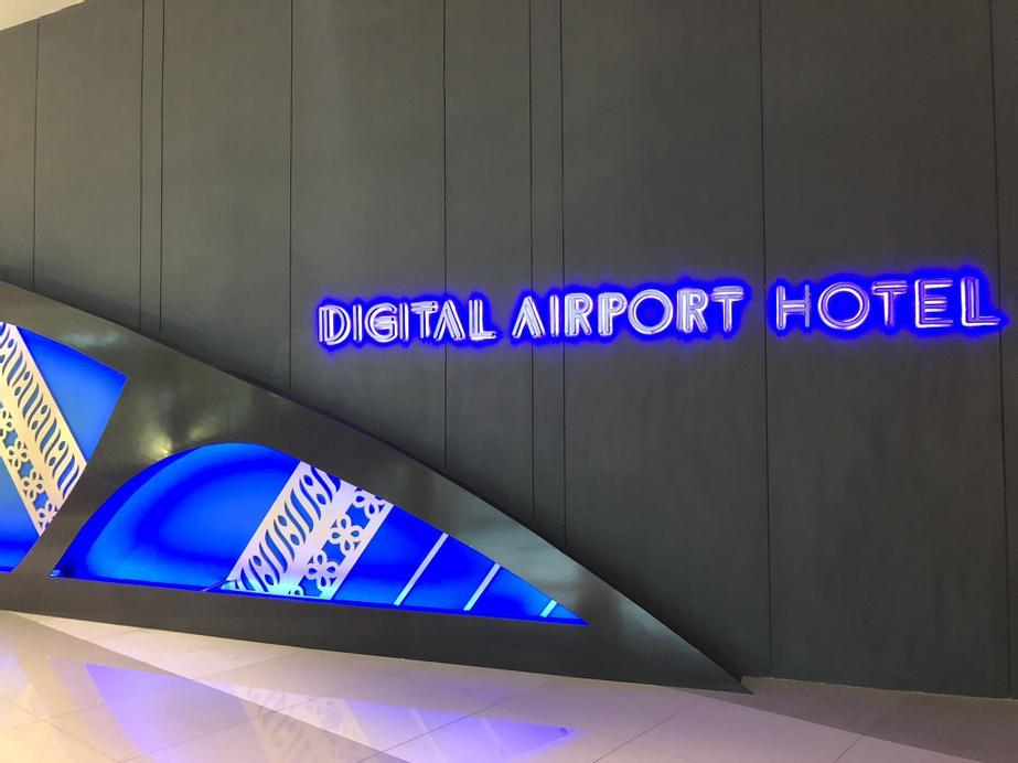 Digital Airport Hotel Terminal 3, West Jakarta
