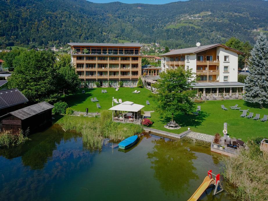 Hotel SeeRose, Feldkirchen