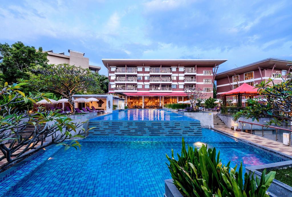 Peach Blossom Resort, Pulau Phuket