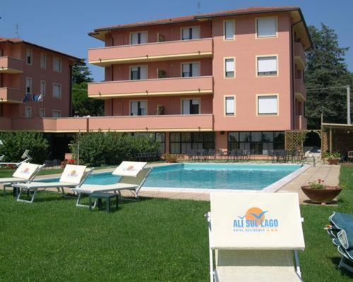 Ali Sul Lago, Perugia