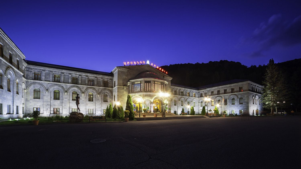 Armenia Wellness & SPA Hotel, Jermuk,