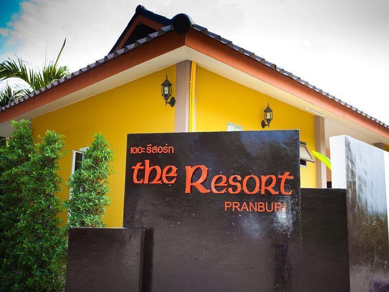 The Resort Pranburi, Pran Buri