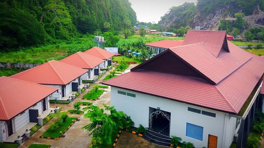 Thiri Hpa An Hotel, Kawkareik