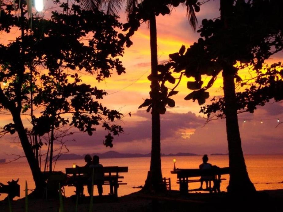Golden Pearl Beach Resort, Nua Khlong