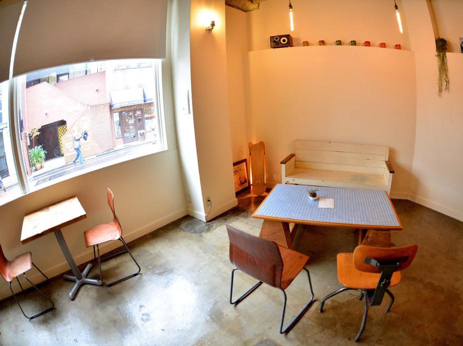 almond hostel and cafe, Shibuya