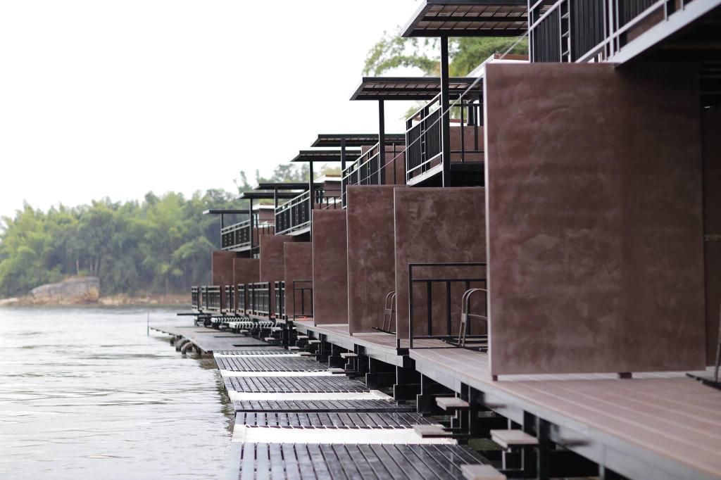 Kwai Tara Riverside Villas, Sai Yok