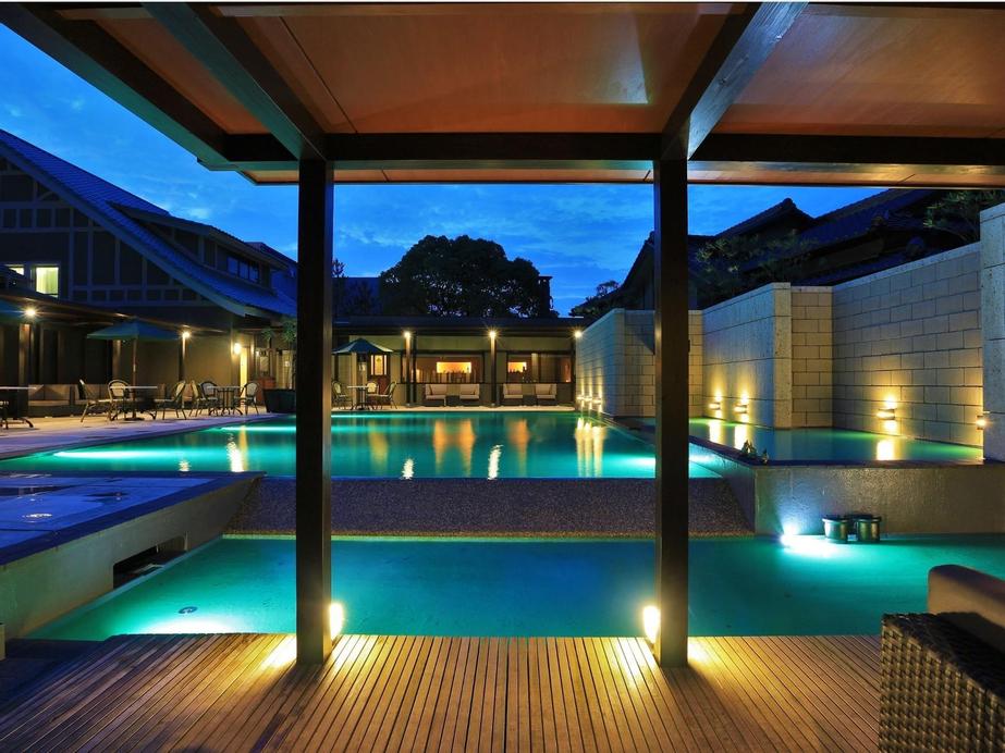 GAHAMA terrace, Beppu
