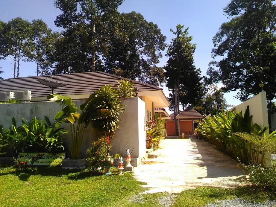 Khanom Garden Suite Resort, Khanom