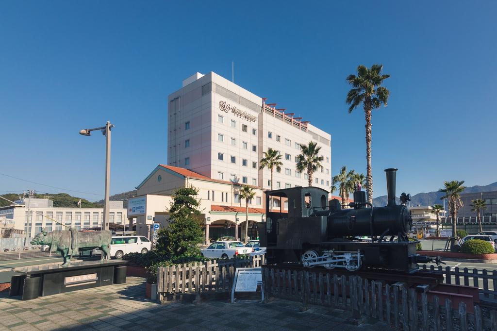 JR Hotel Clement Uwajima, Uwajima