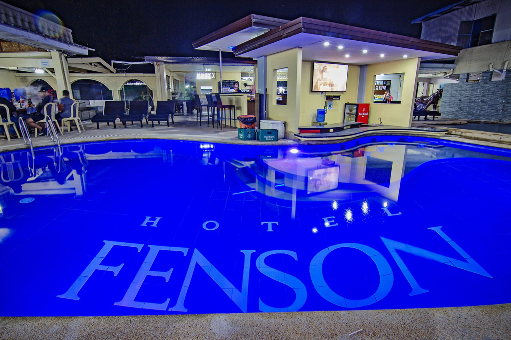 Hotel Fenson, Mabalacat