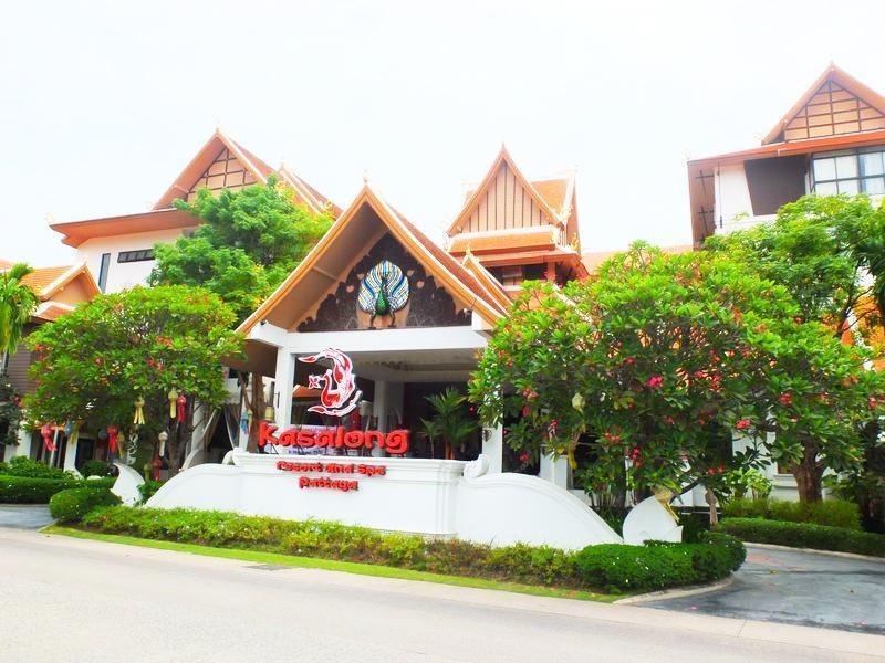 kasalong resort, Pattaya