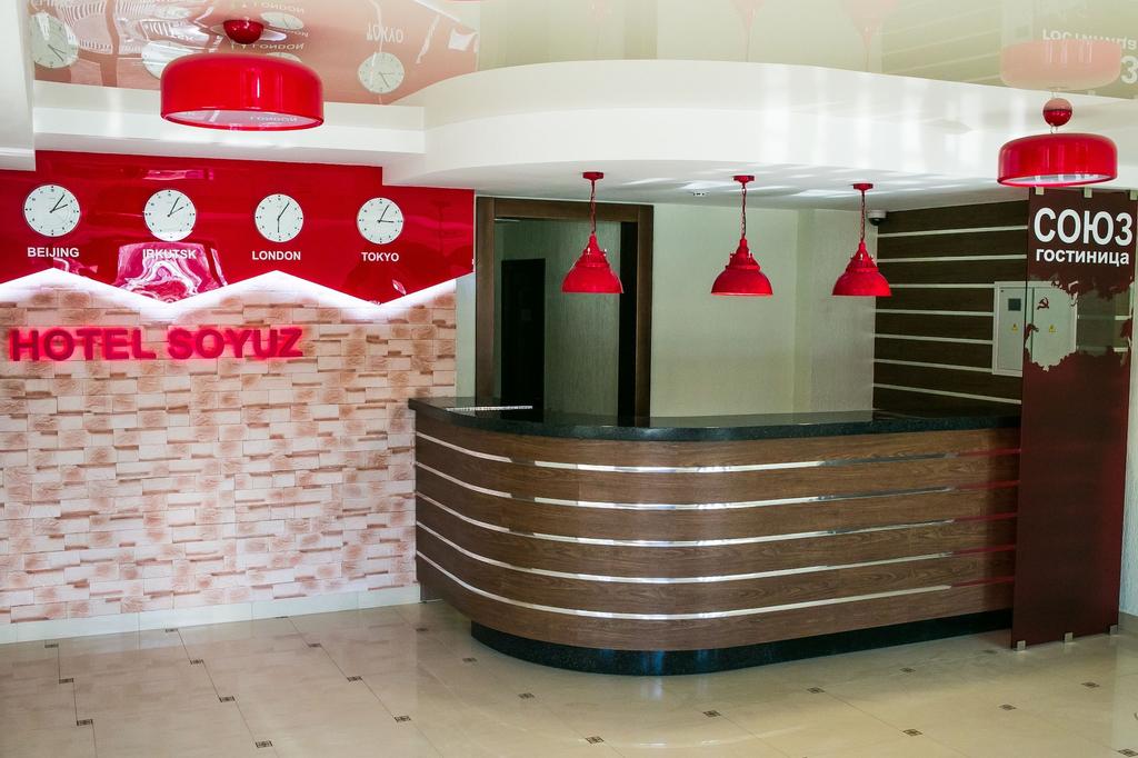 Soyuz Hotel, Irkutskiy rayon