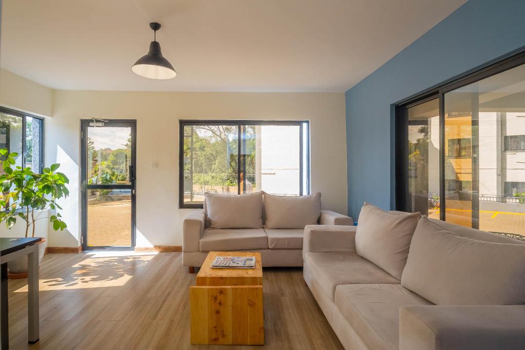 Sports Road Apartments by Dunhill Serviced Apartments, Samburu North