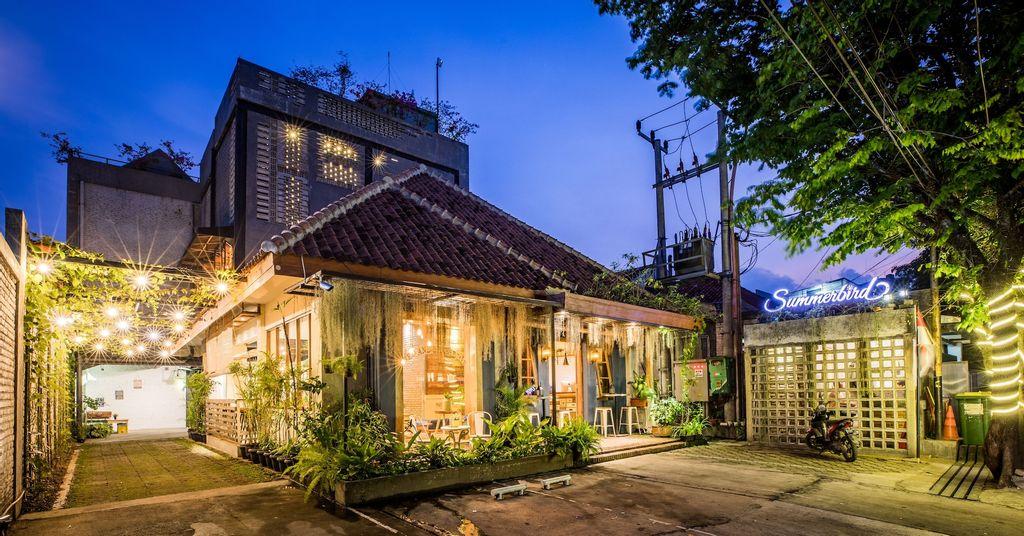 Summerbird - Bed and Brasserie, Bandung