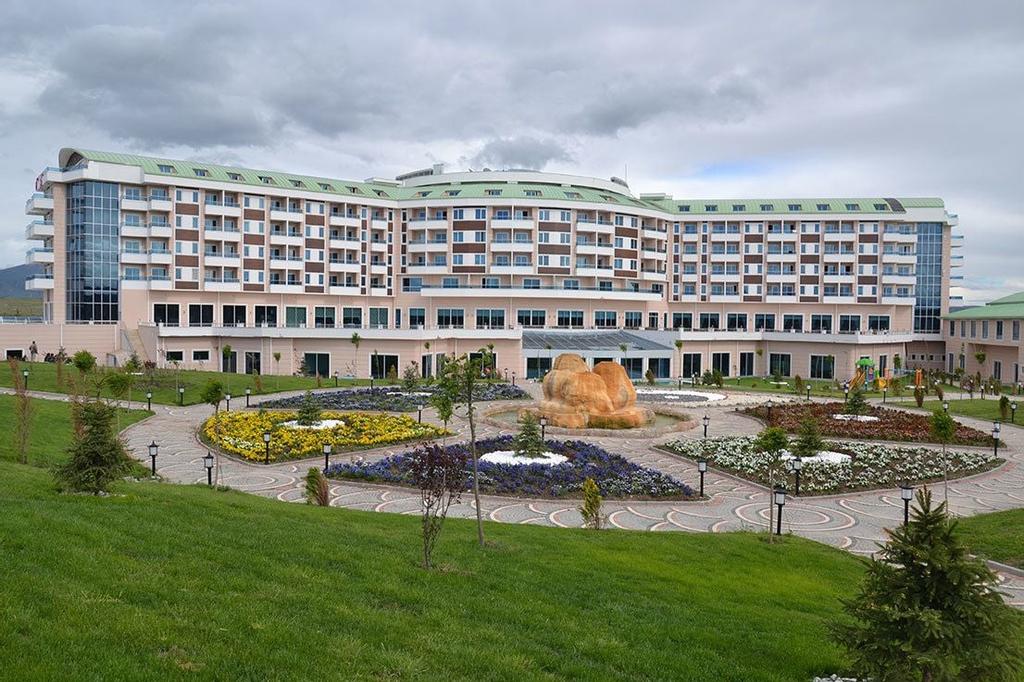 Safran Thermal Resort, Sandıklı
