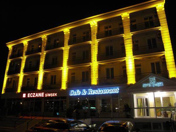 Hotel Simsek, Merkez