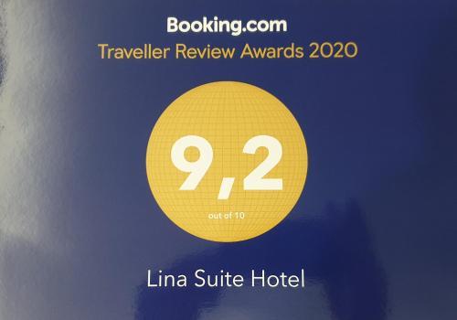 Lina Suite Hotel, Merkez