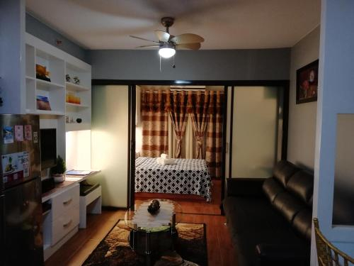 1BR Fully Furnished for Rent in One Oasis Condominium, Davao City