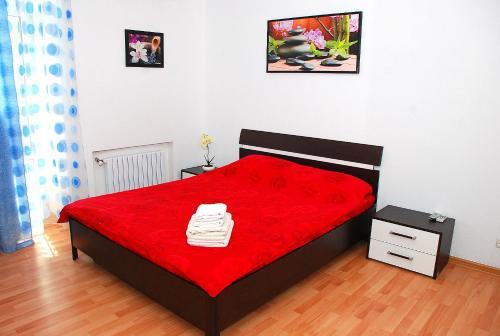 Apartments on Universitetskaya, 26, Donets'ka