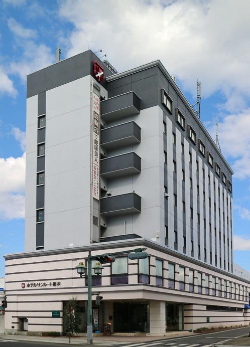 Hotel Sunroute Tochigi, Tochigi