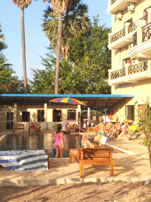 Blue Diamond Guest House, Svay Pao