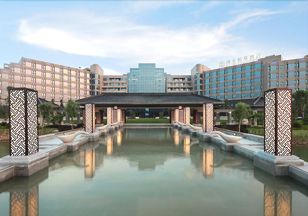Luan Suntone Plaza Hotel, Lu'an