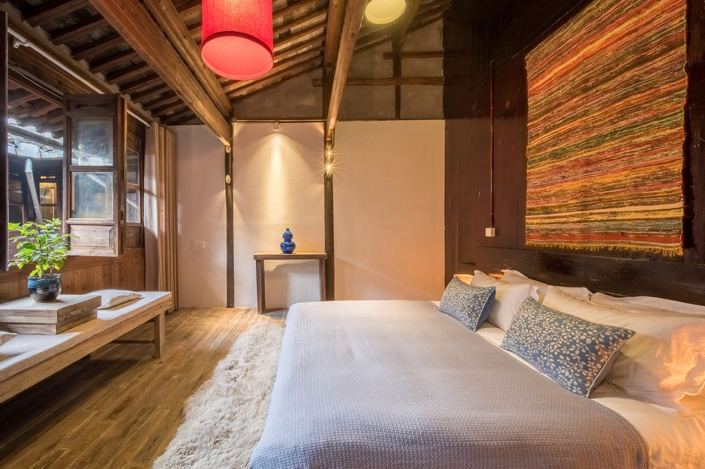 Guzo Su The Old House Boutique Hotel, Huangshan