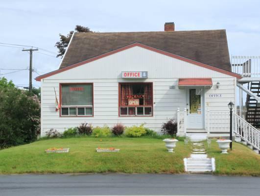 Regent Motel, Saint John
