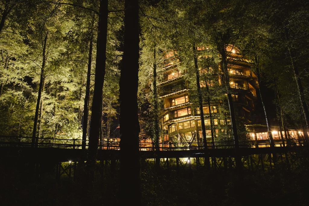 Huilo Huilo Nothofagus Hotel & Spa, Valdivia