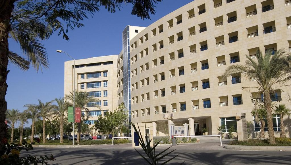 TEDA Swiss Inn Plaza Hotel, 'Ataqah