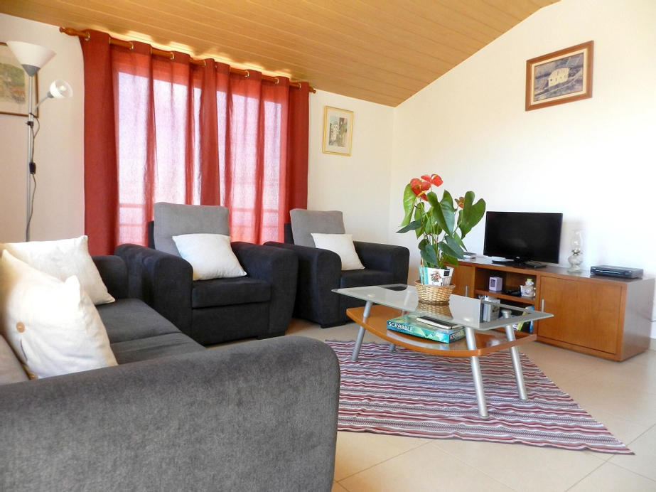 House With 2 Bedrooms in Ponta do Sol, With Wonderful sea View, Furnished Balcony and Wifi - 4 km From the Beach, Ribeira Brava