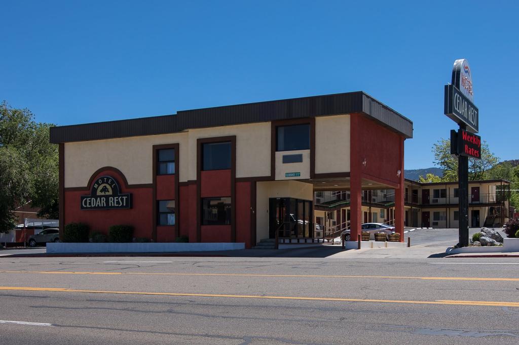Vagabond Inn Cedar City, Iron