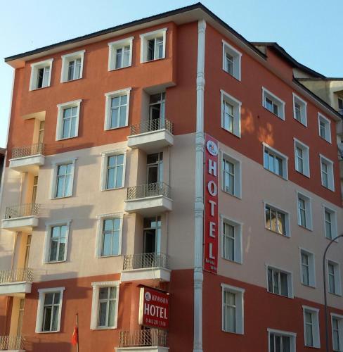Hotel Kervansaray, Merkez