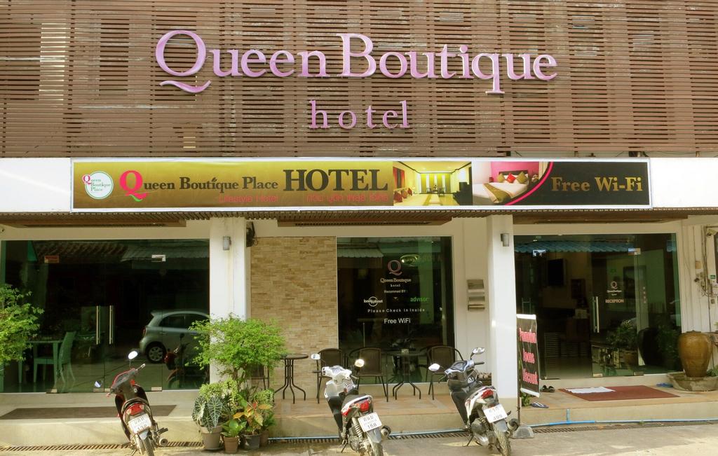 Queen Boutique Hotel, Ko Samui