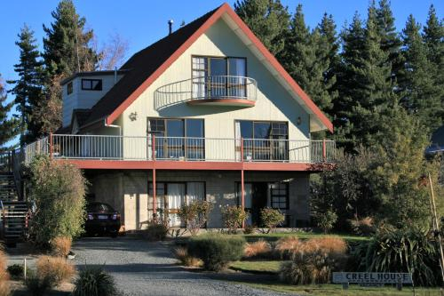 Creel House Bed and Breakfast, Mackenzie
