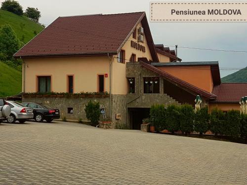 Pensiunea Moldova, Viisoara