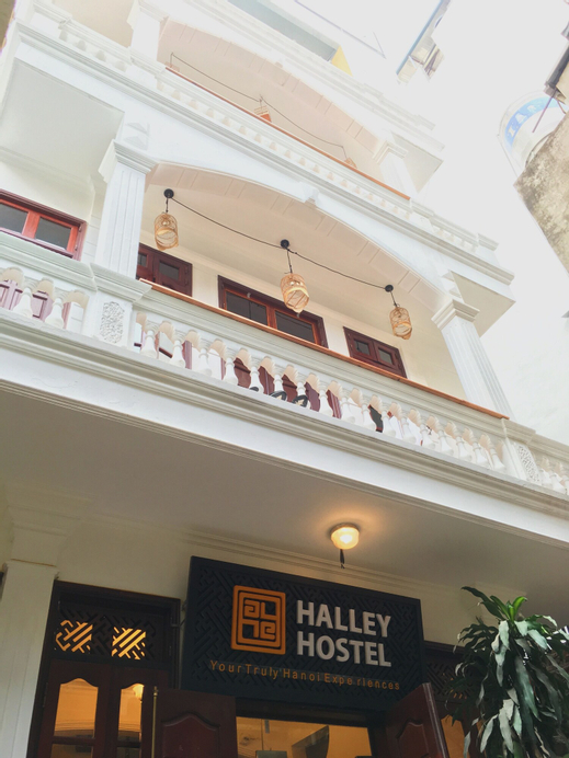 Halley Hostel, Hoàn Kiếm