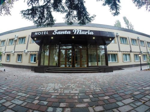 Hotel Santa Maria, Mariupol's'ka