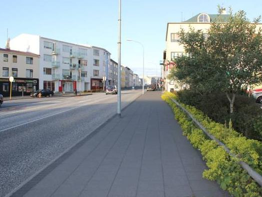 Hlemmur Apartments, Reykjavík
